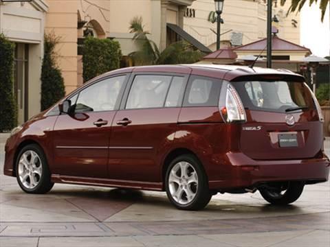 2008 Mazda MAZDA5 Sport Minivan 4D  photo
