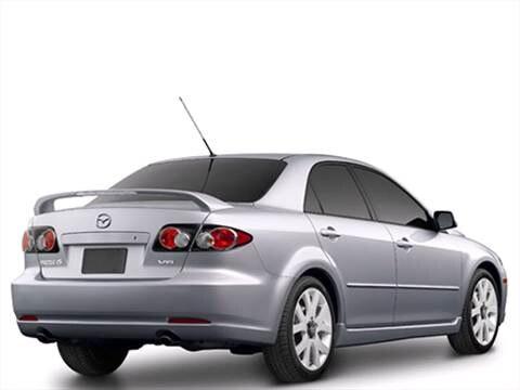 2008 Mazda MAZDA6 i Sport Sedan 4D  photo
