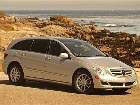 2008 Mercedes-Benz R-Class R350 Sport Wagon 4D  photo