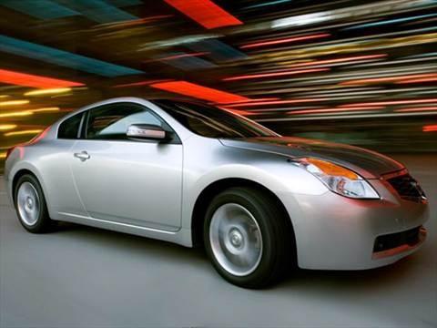2008 Nissan Altima 2.5 S Coupe 2D  photo
