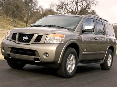 2008 Nissan Armada SE Sport Utility 4D  photo