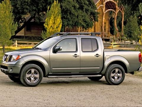 2008 Nissan Frontier Crew Cab SE Pickup 4D 5 ft  photo