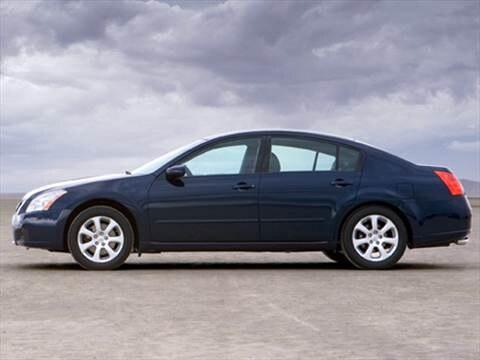 2008 Nissan Maxima SE Sedan 4D  photo