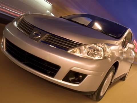 2008 Nissan Versa S Sedan 4D  photo