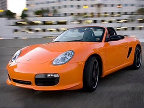 2008 Porsche Boxster Limited Edition Convertible 2D  photo