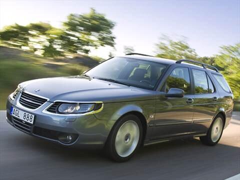 2008 Saab 9-5 2.3T SportCombi Wagon 4D  photo