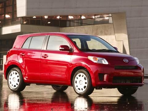 2008 Scion xD Hatchback 4D  photo