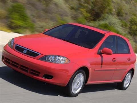 2008 Suzuki Reno Hatchback 4D  photo