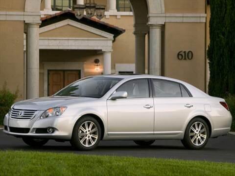2008 Toyota Avalon XL Sedan 4D  photo