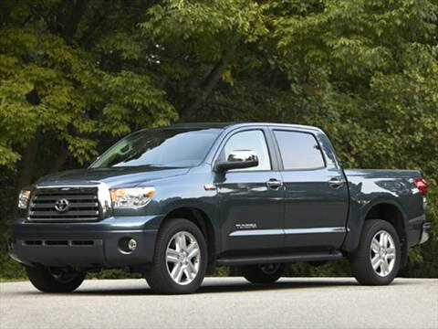 2008 Toyota Tundra CrewMax Limited Pickup 4D 5 1/2 ft  photo