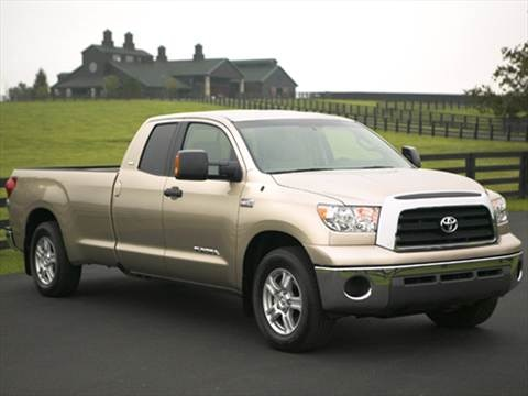 2008 Toyota Tundra Double Cab SR5 Pickup 4D 6 1/2 ft  photo