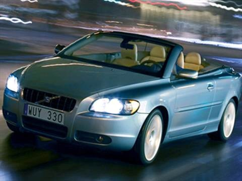 2008 Volvo C70 T5 Convertible 2D  photo