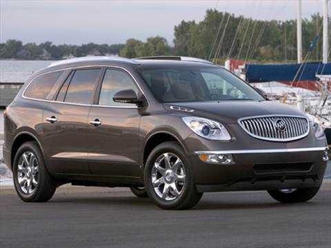 2009 Buick Enclave CX Sport Utility 4D  photo