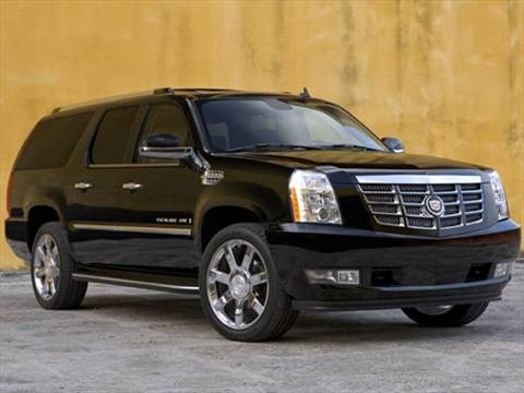 2009 Cadillac Escalade ESV Sport Utility 4D  photo