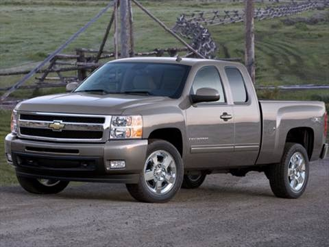 2009 Chevrolet Silverado 1500 Extended Cab Work Truck Pickup 4D 5 3/4 ft  photo