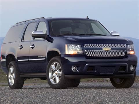 2009 Chevrolet Suburban 2500 LS Sport Utility 4D  photo