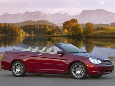 2009 Chrysler Sebring LX Convertible 2D  photo
