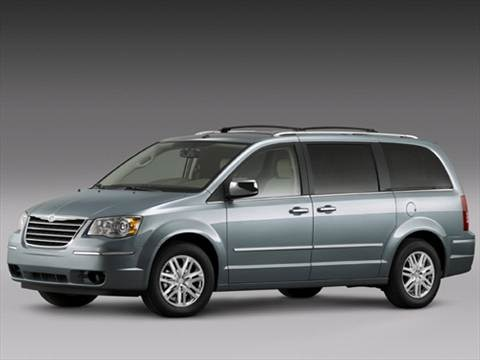 2009 Chrysler Town & Country Limited Minivan 4D  photo