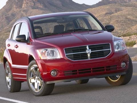 2009 Dodge Caliber R/T Sport Wagon 4D  photo