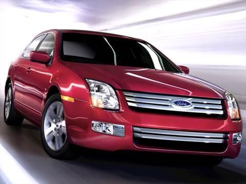 2009 Ford Fusion SEL Sedan 4D  photo