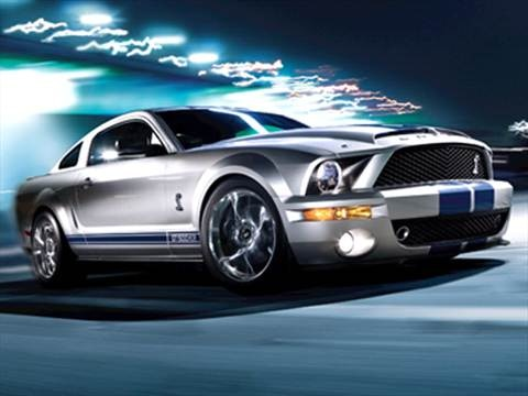 2009 Ford Mustang Shelby GT500 Coupe 2D  photo