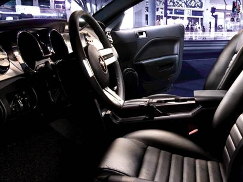 2009 Ford Mustang Deluxe Coupe 2D  photo
