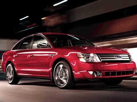 2009 Ford Taurus SE Sedan 4D  photo