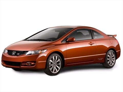 2009 Honda Civic Si Coupe 2D  photo