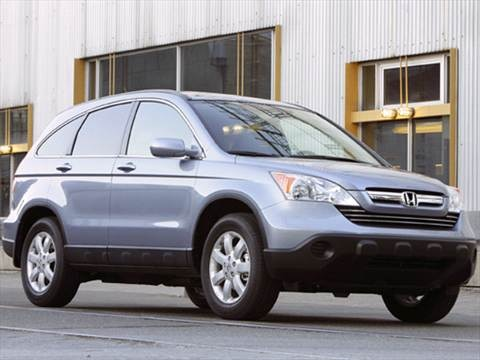 2009 Honda CR-V LX Sport Utility 4D  photo