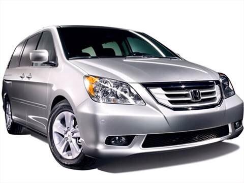 2009 Honda Odyssey LX Minivan 4D  photo