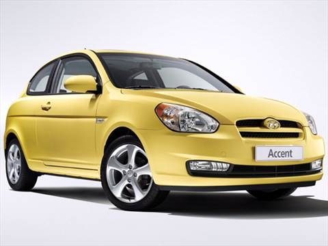 2009 Hyundai Accent SE Hatchback 2D  photo
