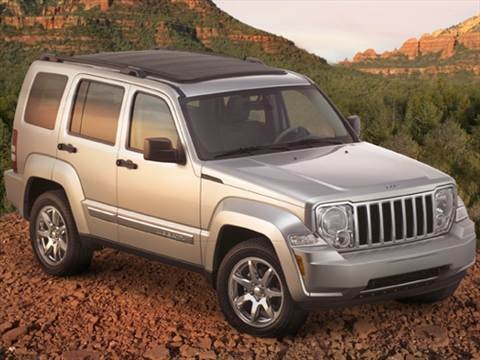 2009 Jeep Liberty Sport Utility 4D  photo