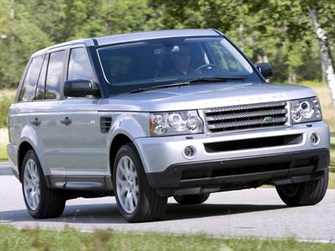 2009 Land Rover Range Rover Sport HSE Sport Utility 4D  photo