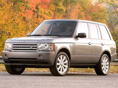 2009 Land Rover Range Rover HSE Sport Utility 4D  photo