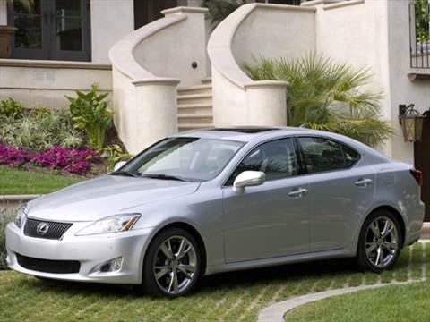 2009 Lexus IS IS 250 Sport Sedan 4D  photo