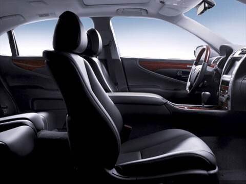 2009 Lexus LS LS 460 Sedan 4D  photo