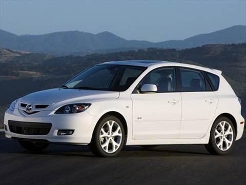 2009 Mazda MAZDA3 s Sport Hatchback 4D  photo