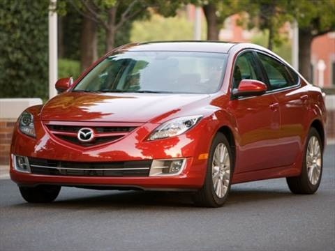 2009 Mazda MAZDA6 i Sport Value Sedan 4D  photo