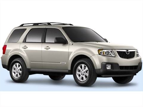 2009 Mazda Tribute HEV Touring Sport Utility 4D  photo