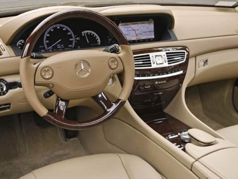 2009 Mercedes-Benz CL-Class CL550 4MATIC Coupe 2D  photo