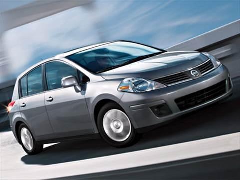 2009 Nissan Versa S Hatchback 4D  photo