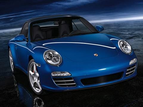 2009 Porsche 911 Carrera 4S Cabriolet 2D  photo