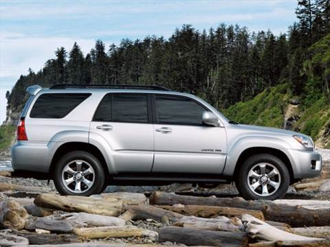 2009 Toyota 4Runner SR5 Sport Utility 4D  photo