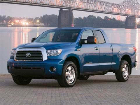 2009 Toyota Tundra Double Cab Pickup 4D 6 1/2 ft  photo