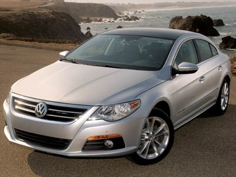 2009 Volkswagen CC Sport Sedan 4D  photo