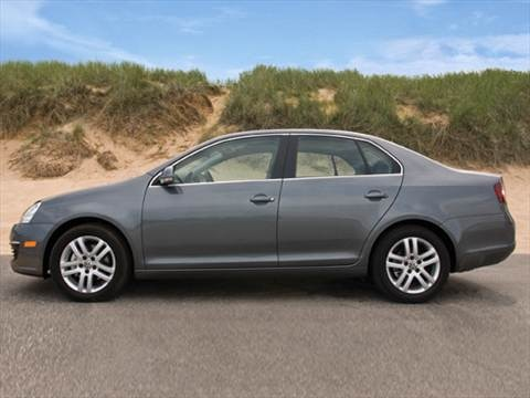 2009 Volkswagen Jetta S Sedan 4D  photo