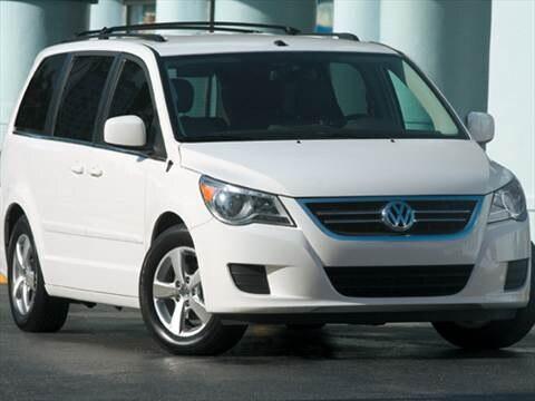 2009 Volkswagen Routan S Minivan 4D  photo
