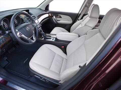 2010 Acura MDX Sport Utility 4D  photo