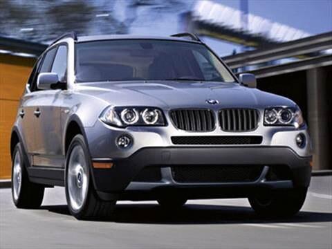 2010 BMW X3 3.0i Sport Utility 4D  photo