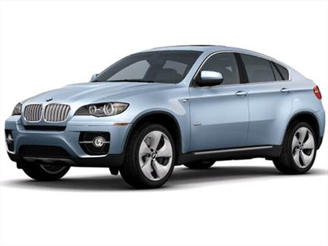 2010 BMW X6 ActiveHybrid Sport Utility 4D  photo